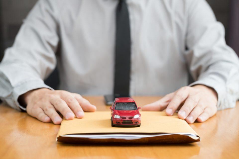 自動車税の払い戻しの手続き